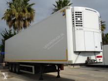 Félpótkocsi Mursem S3 SEMIR FRIGO FRC-20º használt hűtőkocsi