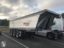 Benalu construction dump semi-trailer siderale