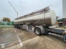 Magyar L4BH - 32550/1- Chmical semi-trailer used tanker