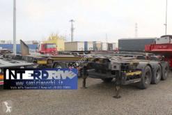 Broshuis semirimorchio allungabile portacontainer usato semi-trailer used container
