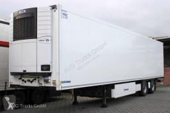 Semi remorque Krone SZR 20 Doppelstock Carrier ATP Palettenkasten frigo occasion