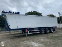 Tisvol cereal tipper semi-trailer CEREALERA ALUMINIO INTEGRAL