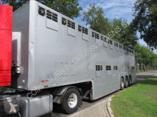 Van Eck Finkl semi-trailer used cattle