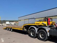 Castera semi-trailer used heavy equipment transport