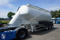 Feldbinder EUT 37.3, MIETE semi-trailer used powder tanker