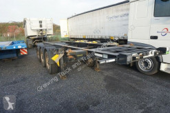 Krone SD Containerchassis, ADR, mehrmals vorhanden semi-trailer used chassis