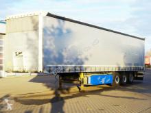 Schmitz Cargobull ponyvával felszerelt plató félpótkocsi S01 *XL Zertifikat*Liftachse*TÜV 09-2021*2,75m*