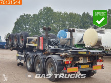 Burg BPO 12-27 CCXGX 00 ADR 1x 20 ft 1x30 ft semi-trailer used container