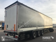 Semitrailer Schmitz Cargobull Semitrailer Curtainsider Dropside skjutbara ridåer (flexibla skjutbara sidoväggar) begagnad