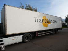 Trailer Fruehauf DX27VW tweedehands bakwagen