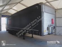 Schmitz Cargobull Curtainsider Mega semi-trailer used tautliner