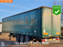 Kögel tautliner semi-trailer S 24 Coil SAF