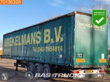 Kögel tautliner semi-trailer S 24 Coil Edscha SAF