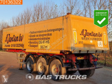 ATM tipper semi-trailer OKA 15/27 30m3 Alu Kipper Liftachse