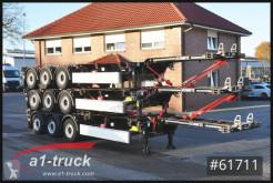 Schmitz Cargobull 3 er Paket Multi 20 bis 45 , Front + Heckauszug semi-trailer used chassis