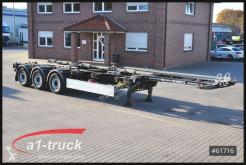 Náves podvozok Schmitz Cargobull SCF 24 G -45 EURO Multi 20 bis 45 , Front + Heckauszug