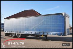 Schmitz Cargobull ponyvával felszerelt plató félpótkocsi SCS 10 x 18, Mega, VARIOS, HU 11/2021