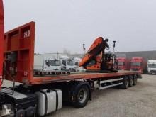 Sættevogn flatbed Samro PLATEAU GRUE PK15500