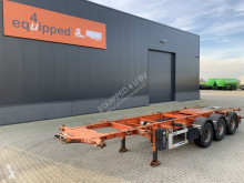 Полуприцеп LAG ADR (EXII, EXIII, FL, AT), 20FT/30FT, BPW, LIFTAXLE, NL-CHASSIS, 5x available б/у