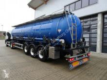 Semi remorque citerne ISA 34/4 Chemie 4 Kammern 34000 Liter