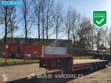 ES-GE heavy equipment transport semi-trailer 5.SOU 25 37.5H 900cm Extendable 5x Hydr. Steering axle