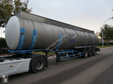 Chemical tanker semi-trailer BDFM 49400 liters