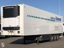 Semi remorque frigo mono température Schmitz Cargobull CARRIER MAXIMA 1300 / ROTOS DISC / LIFT-AXLE