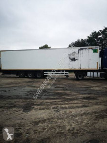 Chereau semi-trailer used refrigerated