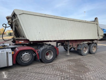 Kässbohrer BPW - ALU CHASSIS / ALU TIPPER - BELGIAN PAPERS semi-trailer used tipper