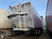 Stas V semi-trailer used cereal tipper