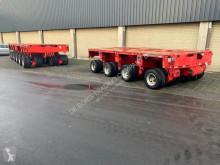 Goldhofer THP SL 4 + THP SL 4 + THP SL 2 trailer used flatbed