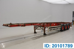Montracon container semi-trailer Skelet 40 ft