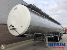 Návěs Burg BPO 12-28Z / 4 Comp. - 43.315L cisterna použitý