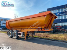 Semi remorque Kaiser kipper Steel chassis and steel loading platform benne occasion