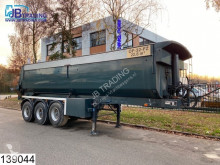 Semi remorque ATM kipper Steel chassis and steel loading platform benne occasion