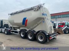 Náves cisterna na prepravu práškov Feldbinder * EUT 35.3 * LIFTACHSE * BPW * ALCOA *