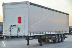 Schmitz Cargobull CURTAINSIDER/STANDARD/ELEVATOR DHOLLANDIA/2017 y semi-trailer used tarp