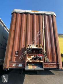 Krone semi-trailer used tarp