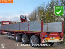 Floor 2x Stuuras Kennis 16-R/60-2 Liftas FLO 17 30H2 semi-trailer used flatbed