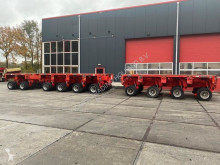 Remolque Goldhofer THP/SL3 + THP/SL3 + THP/SL2 + excavator Lowbed portamáquinas usado