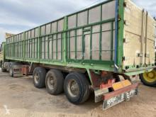 Fruehauf enbfa3 semi-trailer used tipper