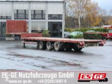 Sættevogn flatbed Kögel 3-Achs-Satteltieflader