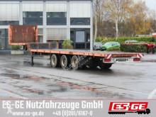 Kögel 3-Achs-Satteltieflader semi-trailer used flatbed