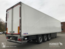 Полуремарке термоизолиран Schmitz Cargobull Tiefkühler Standard Doppelstock Ladebordwand