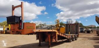 ACTM heavy equipment transport 3 essieux