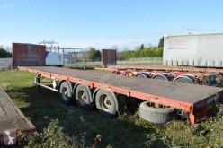 Semitrailer Lecitrailer platta begagnad