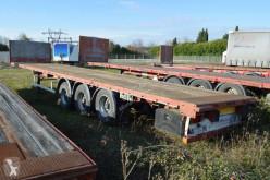 Fruehauf semi-trailer used flatbed