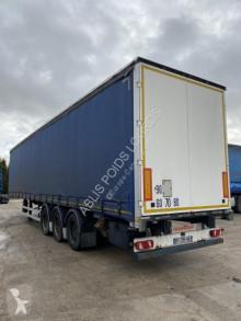 Fruehauf Non spécifié semi-trailer used tautliner