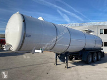 Indox 3ALCCIV1 semi-trailer used tanker