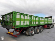 Leciñena semi-trailer used tipper